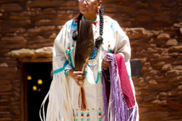 Grand Canyon - Navajo Dancer