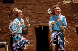 Grand Canyon - Navajo Dancers